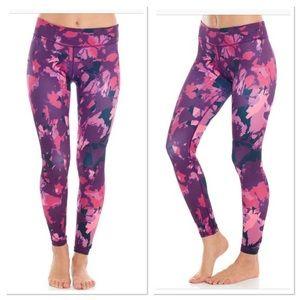 Beyond Yoga Lux Leggings Dazed Floral